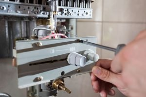 water heater services in Lebanon, OR